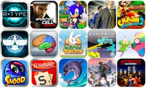 highly compressed iOS Games