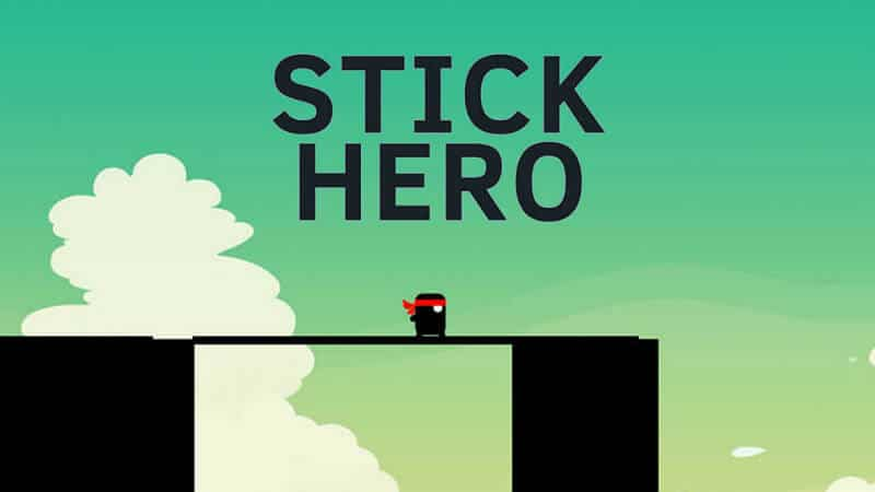 Stick Hero for PC Free Download Game Under 100MB - Ultra