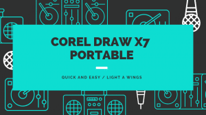coreldraw x7 portable free download