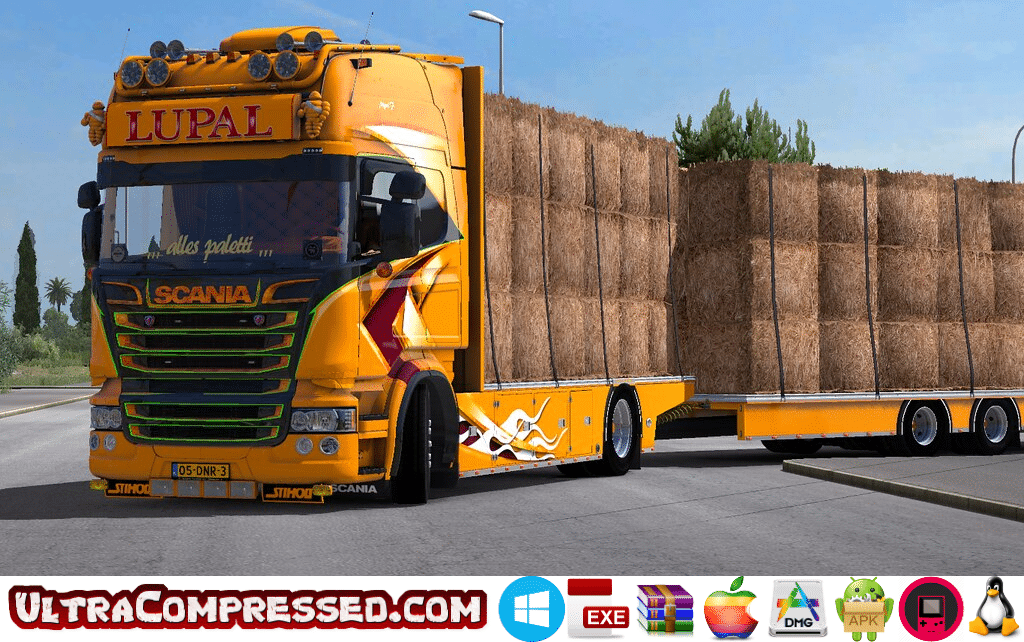 euro truck simulator 2 game download for pc highly compressed