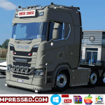 Euro Truck Simulator 2 Highly Compressed Download - Ultra Compressed