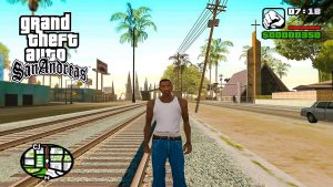 GTA San Andreas Highly Compressed - Ultra Compressed
