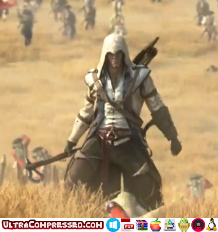 Assassins Creed 3 Highly Compressed