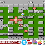 Bomberman PC Download Game under 1MB - Ultra Compressed