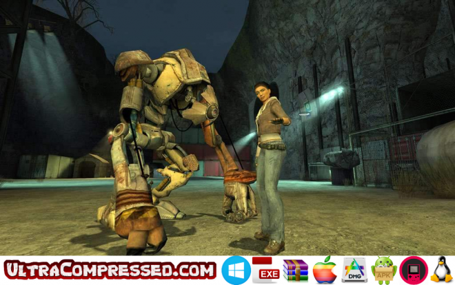 Half Life 2 Highly Compressed PC Download – Ultra Compressed