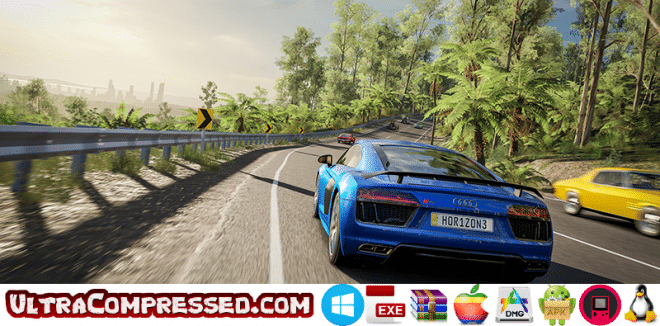 Forza Horizon 3 Highly Compressed Download PC – Ultra Compressed