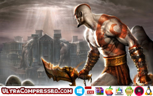 God of War 2 Highly Compressed PC