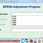 Resetter Epson L120 Free Download - Ultra Compressed