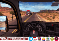 american truck simulator free download