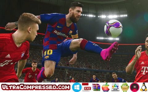 eFootball PES 2020 Compressed