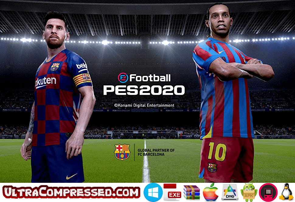eFootball PES 2020 Highly Compressed PC