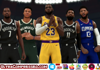 NBA 2K20 Highly Compressed PC