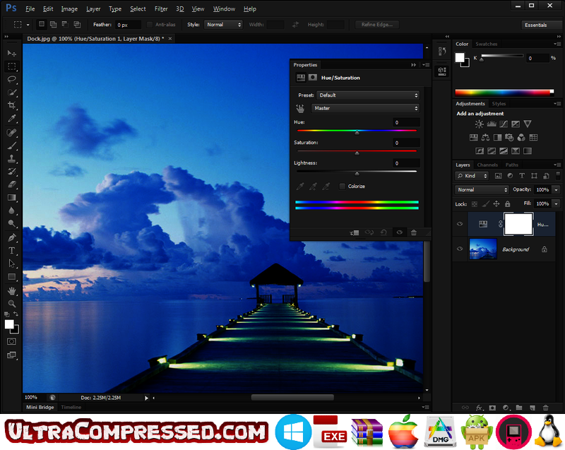 Adobe Photoshop CS6 Highly Compressed Download