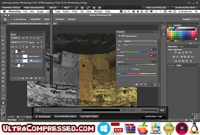 Adobe Photoshop CS6 Portable Download