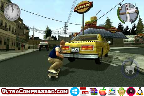 Bully Anniversary Edition Highly Compressed PC
