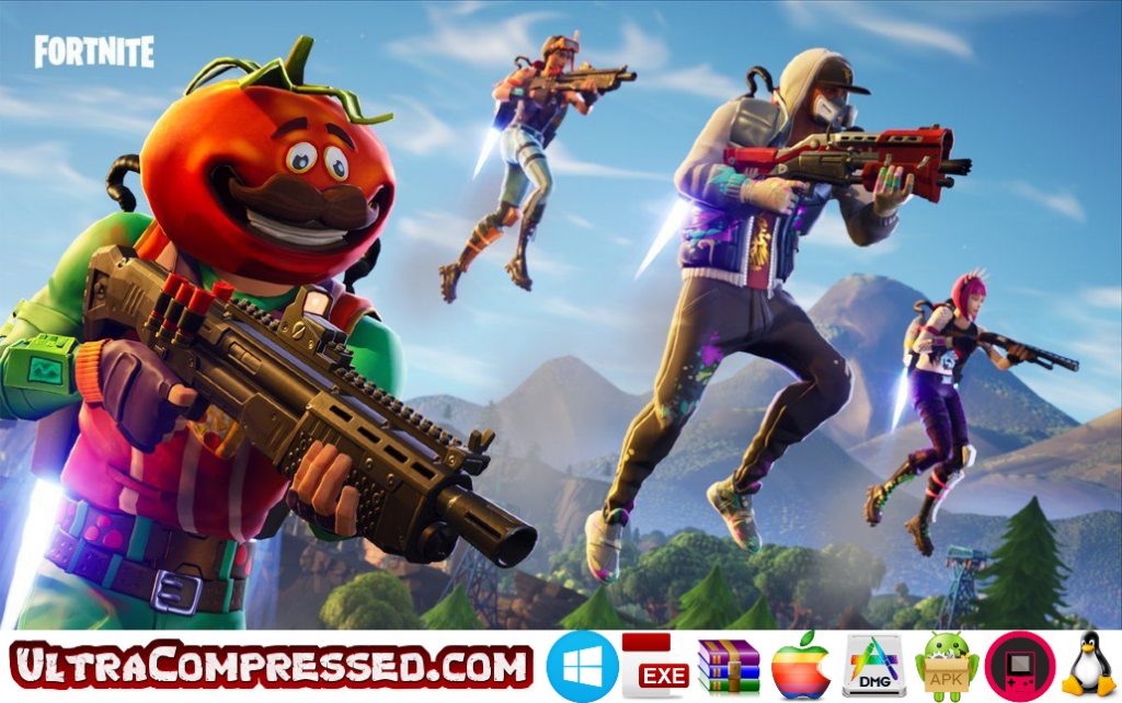 Fortnite Highly Compressed Android