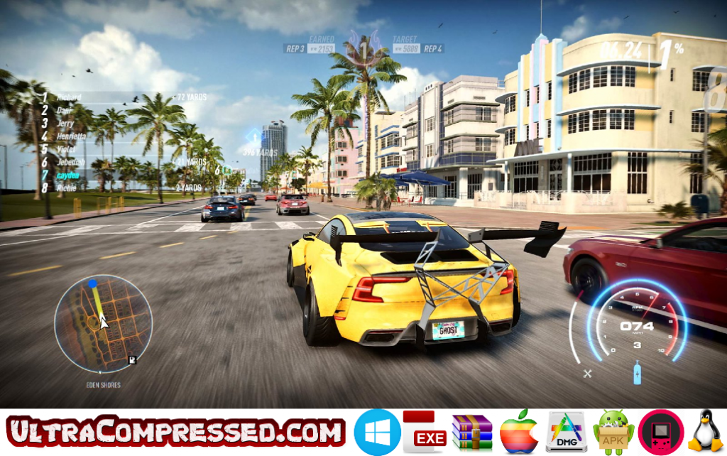 Need for Speed Heat Highly Compressed