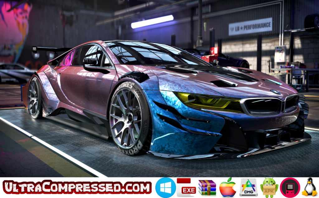 Need for Speed Heat Highly Compressed Download