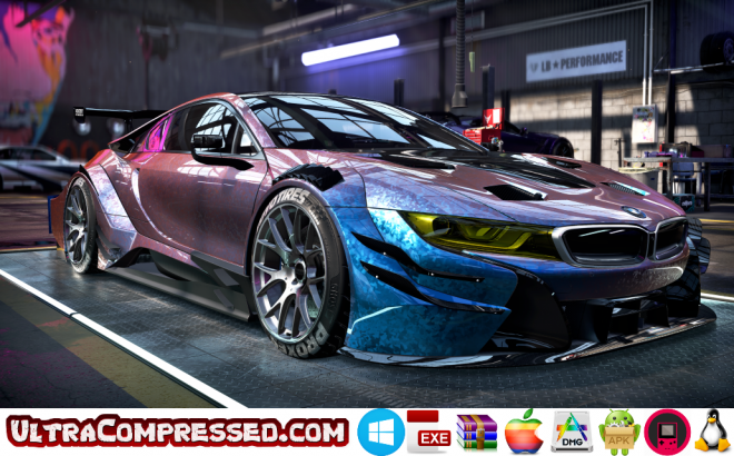Need for Speed Heat Highly Compressed Free Download – Ultra Compressed