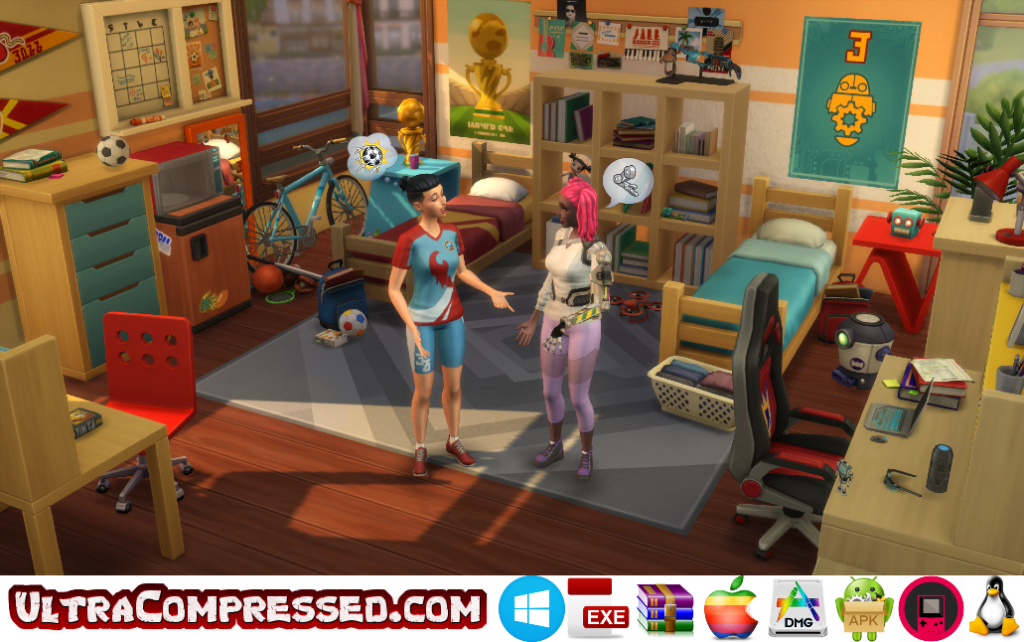 The Sims 4 Highly Compressed Download