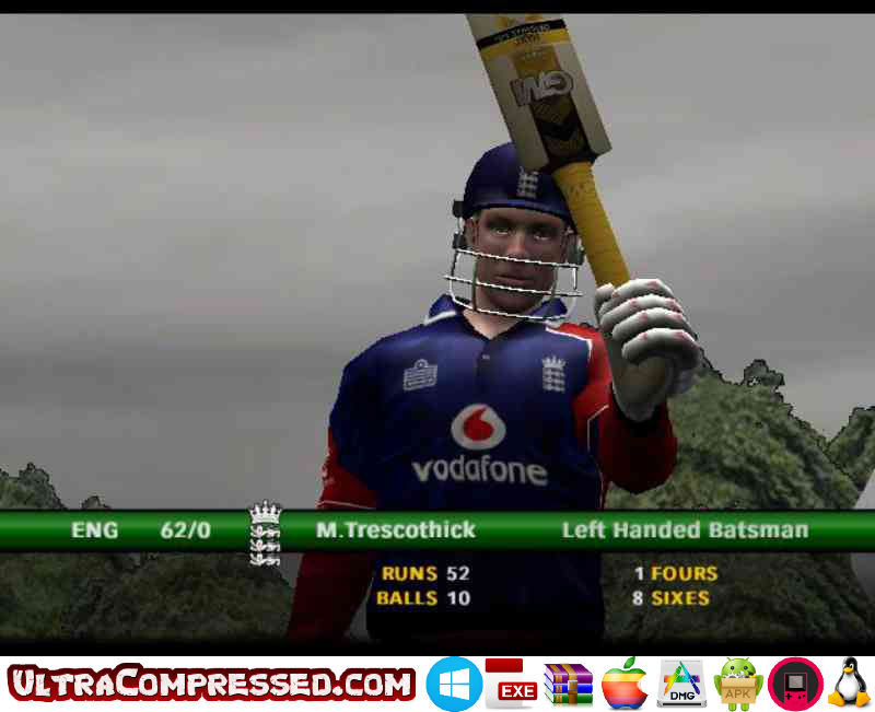 EA Cricket 2007 Highly Compressed PC
