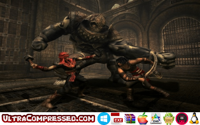 Prince of Persia Highly Compressed PC