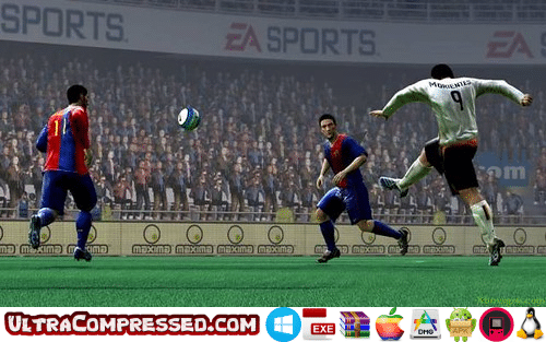 FIFA 12 Highly Compressed Download