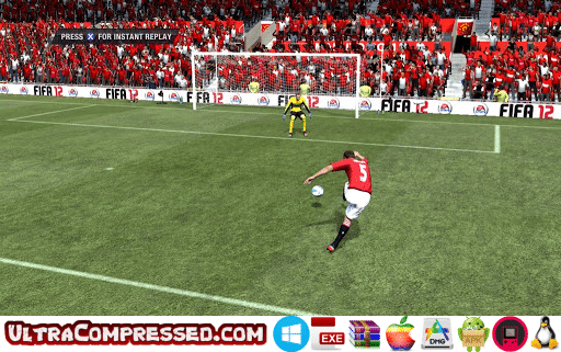 FIFA 12 Highly Compressed PC