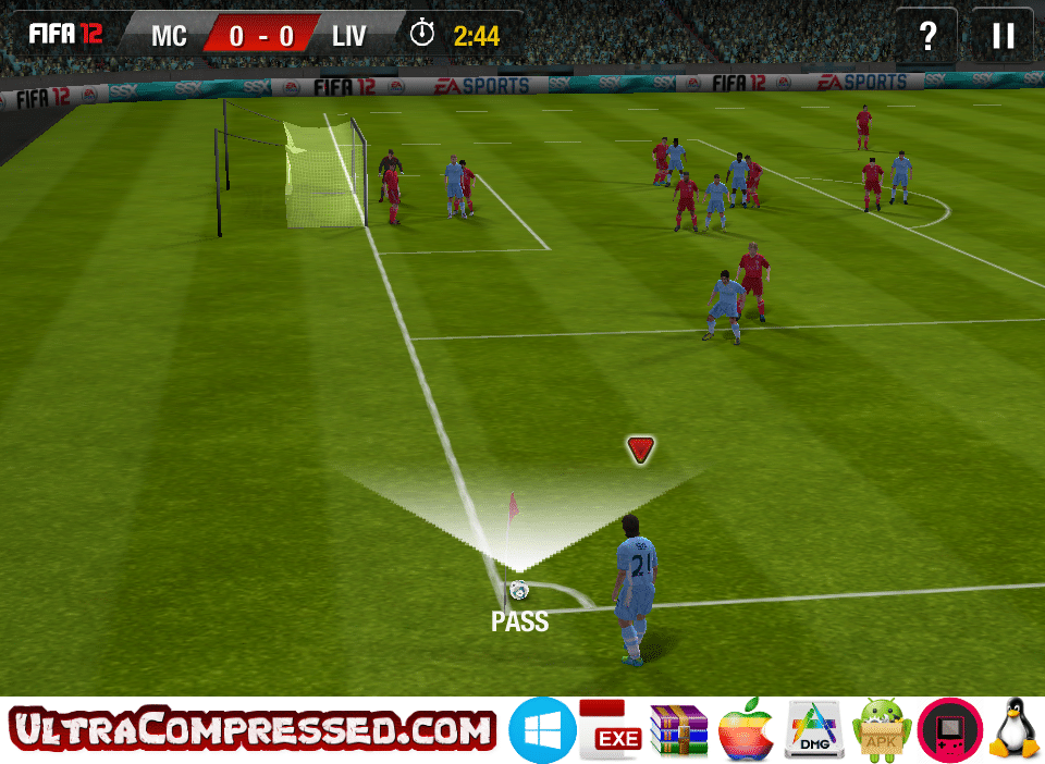 FIFA 12 Highly Compressed