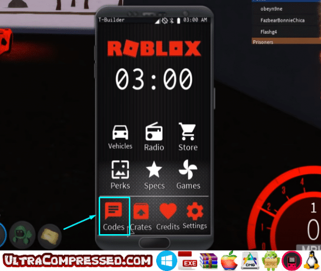 Vehicle Simulator Codes Roblox – Ultra Compressed