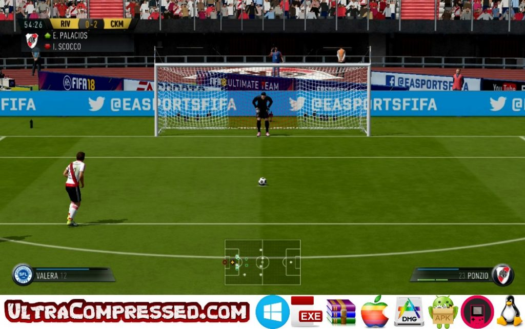 FIFA 18 Highly Compressed