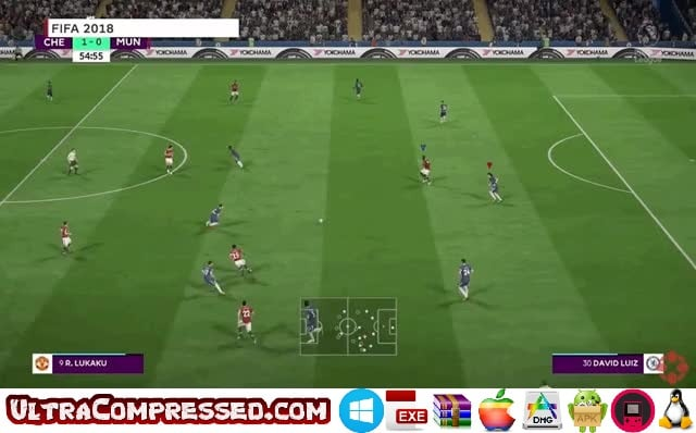 FIFA 18 Highly Compressed PC Download