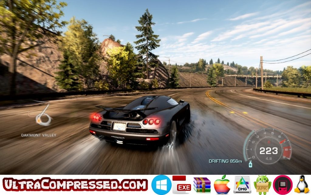 Need for Speed Hot Pursuit Highly Compressed
