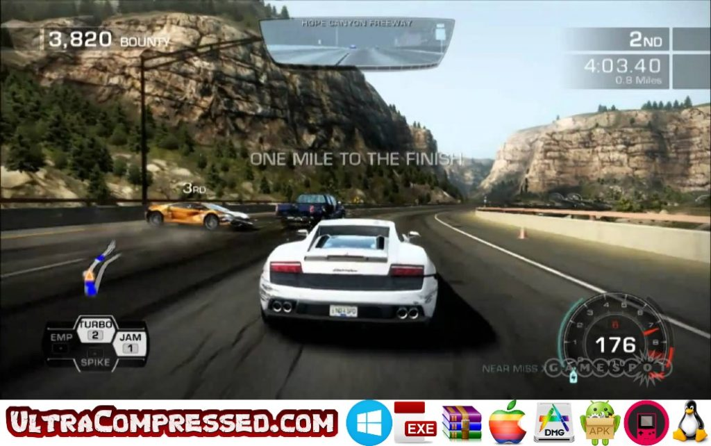 Need for Speed Hot Pursuit Highly Compressed Download