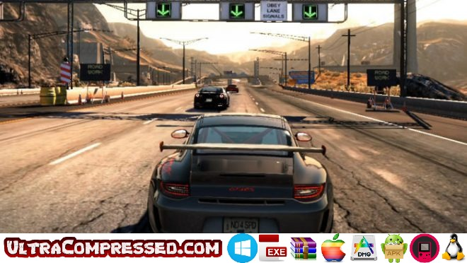 Need for Speed Hot Pursuit Highly Compressed PC