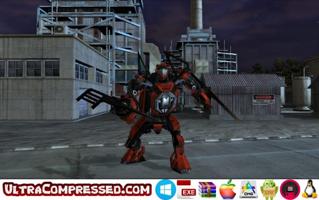 Transformers The Game Highly Compressed for PC Download