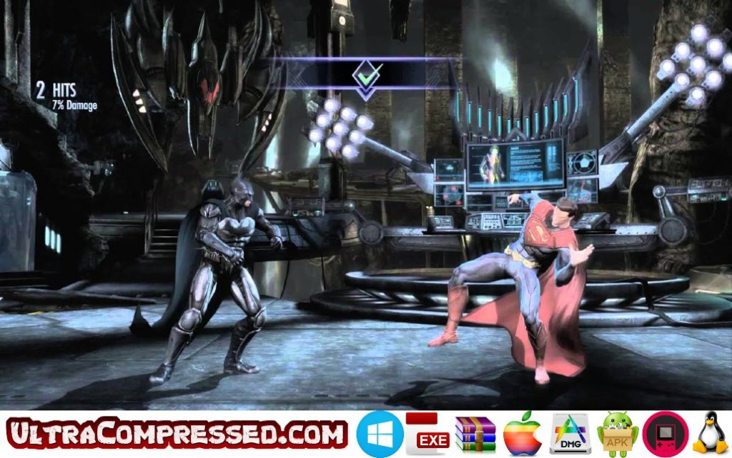 Injustice Gods Among Us Highly Compressed