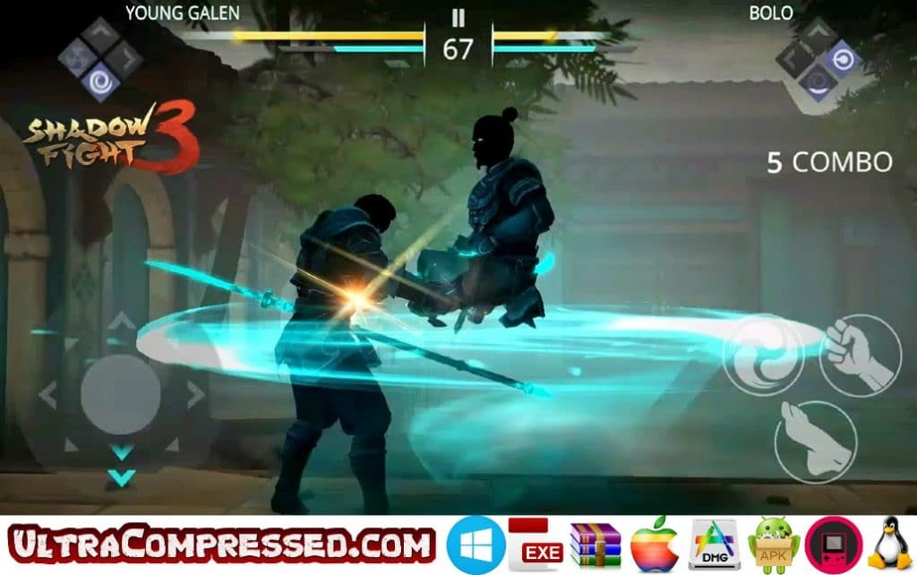 Shadow Fight 3 Highly Compressed