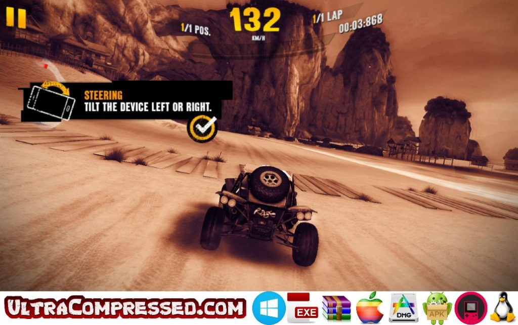 Asphalt Xtreme Highly Compressed for Android