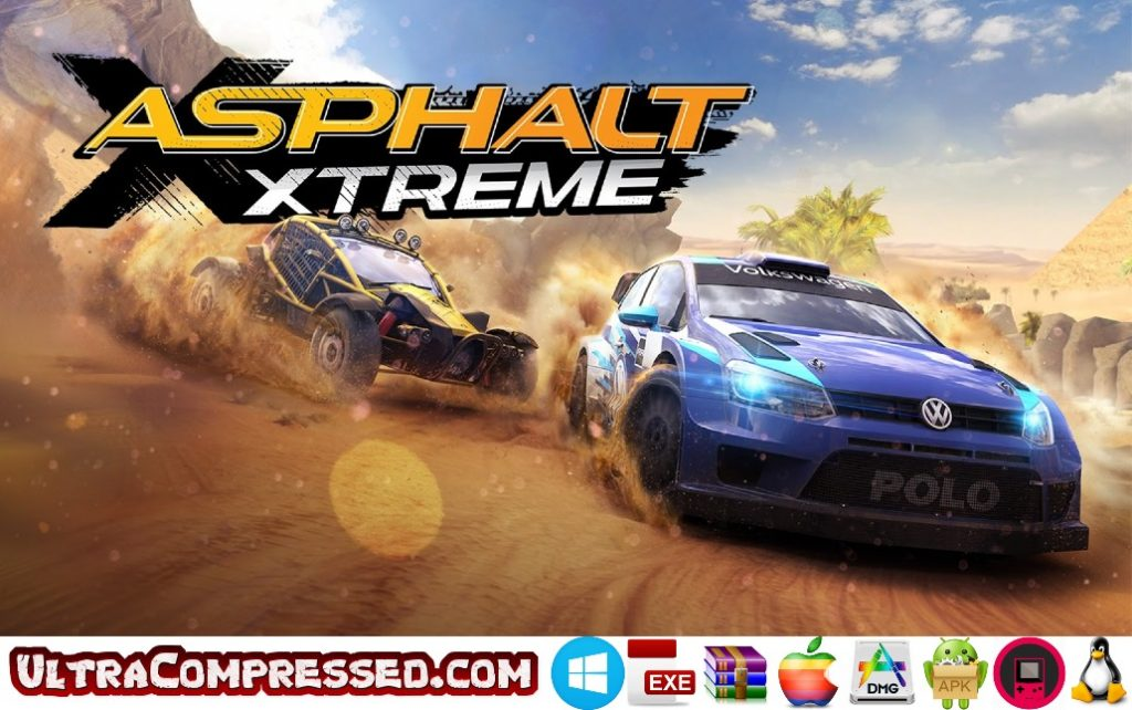 Asphalt Xtreme Highly Compressed for PC