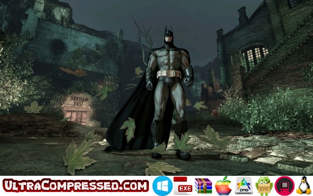 Batman Arkham Asylum Highly Compressed