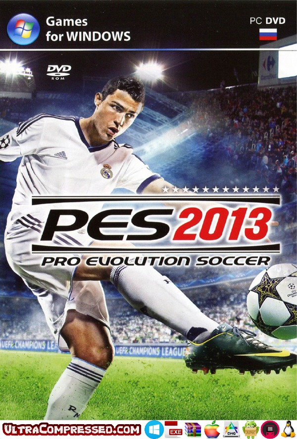 PES 2013 Highly Compressed