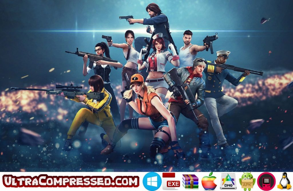 Garena Free Fire Highly Compressed for Android and PC