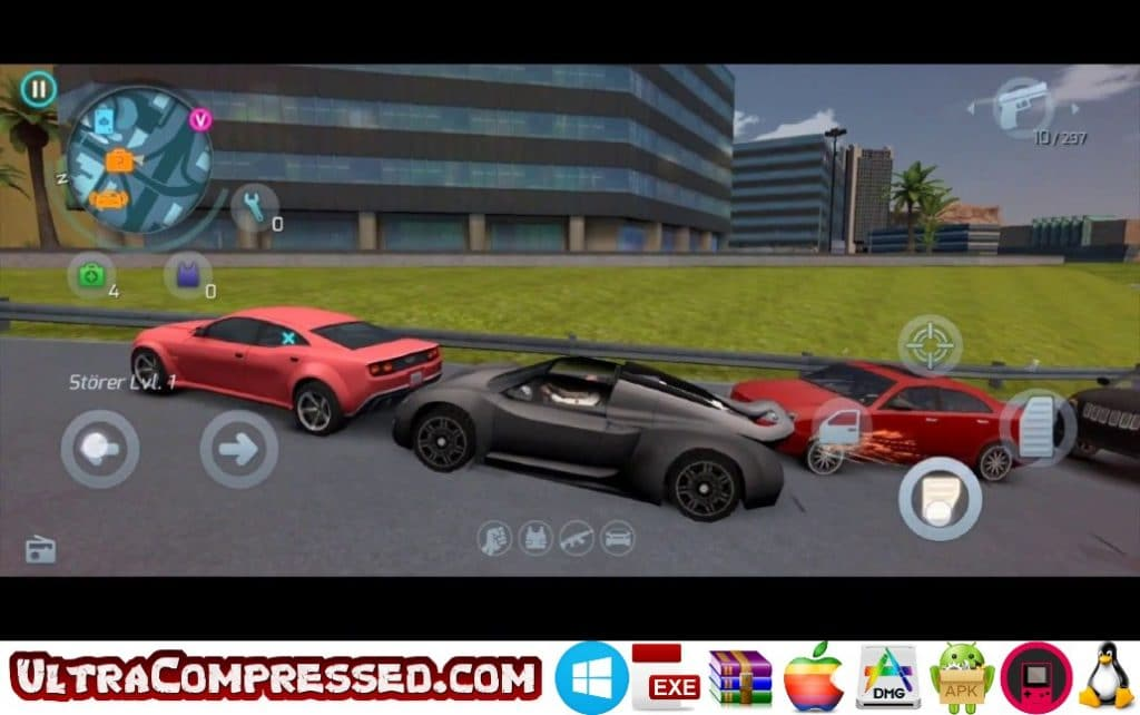 Gangstar Vegas for PC and Android (APK and OBB)