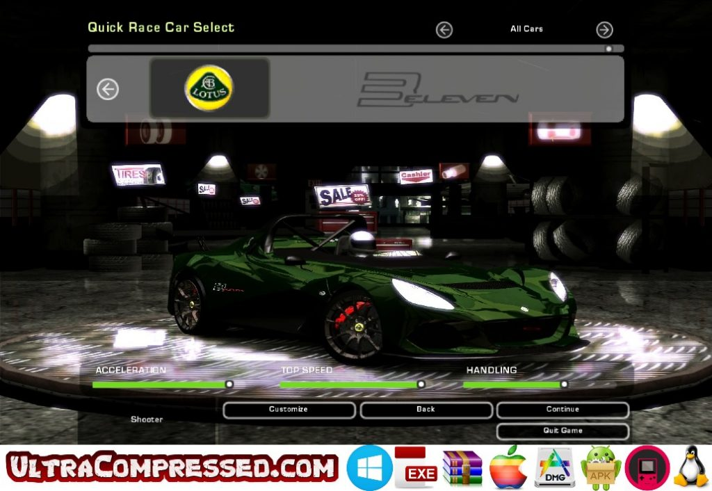 Download Need for Speed Underground 2 Highly Compressed for PC