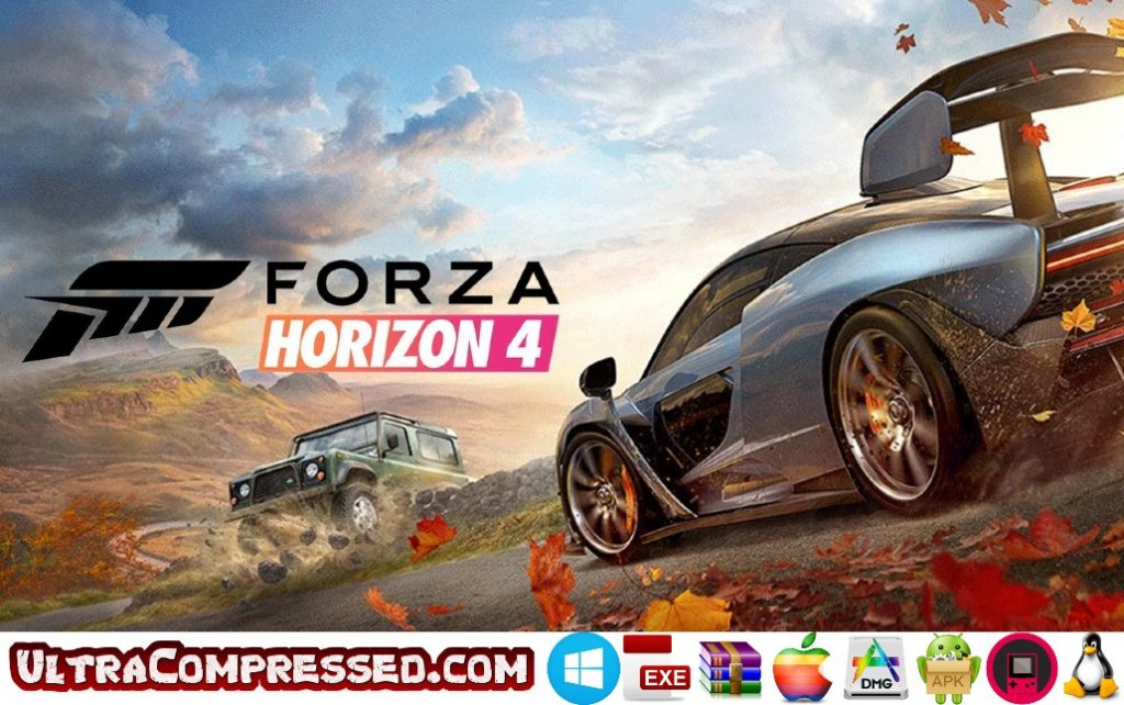 Forza Horizon 4 Highly Compressed