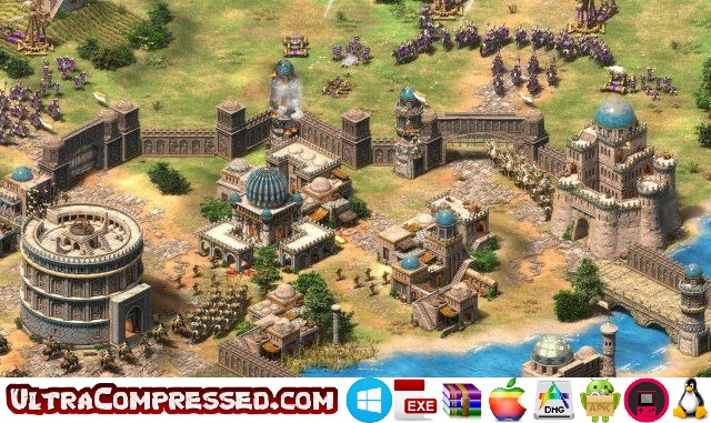 Age of Empires 2 Highly Compressed