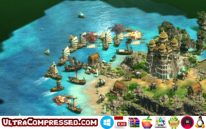 Download Full Age of Empires 2 Highly Compressed Version for PC Free
