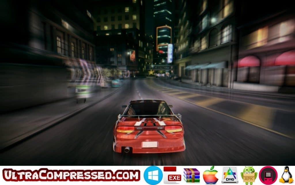 Need for Speed Carbon Highly Compressed Free Download for PC