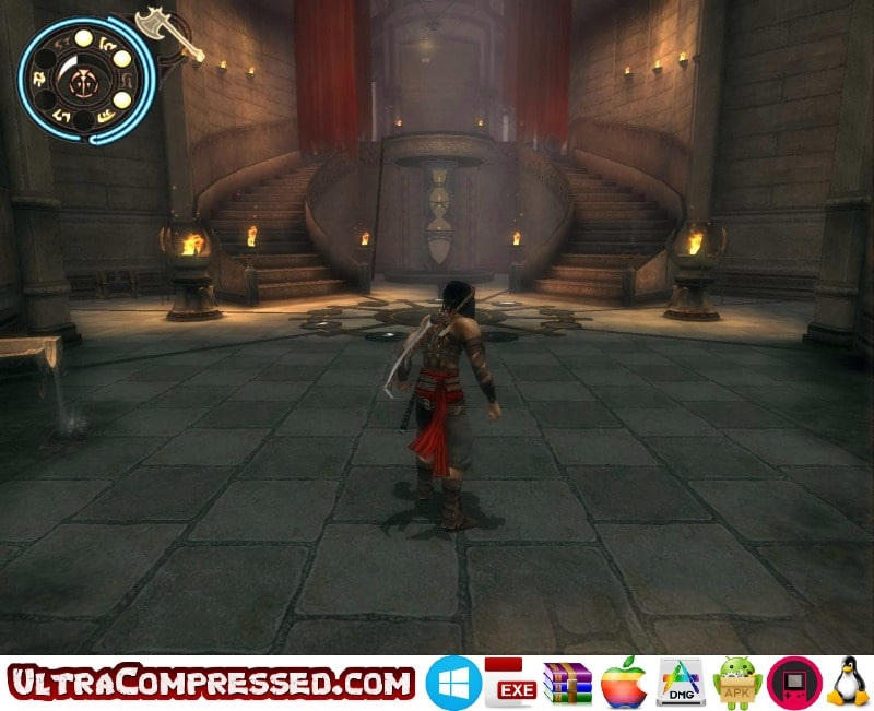 Prince of Persia Warrior Within Highly Compressed for PC